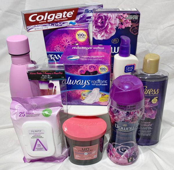 Downy Infusions & Unstoppables Bundle