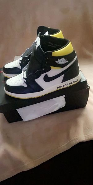 Air Jordan 1 not for resale size 8 men's for Sale in Richmond, VA