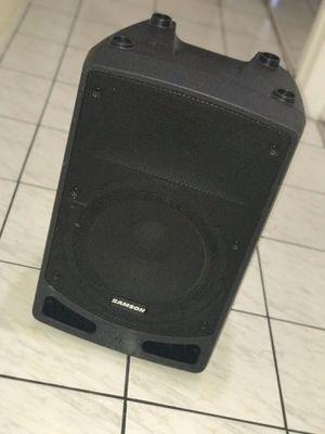 Speaker/ Samson Speaker Expedition series XP112a for Sale in Boca Raton, FL