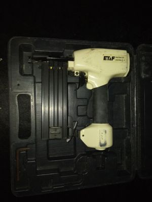ET&F nail gun model 110 for Sale in Davenport, FL