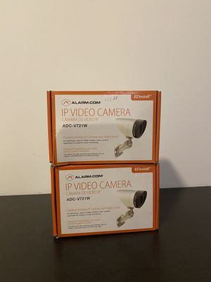 IP Video Camera ( 2 ) for Sale in Miami, FL
