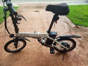 Electric folding bike (ibike) for Sale in Fort Lauderdale, FL