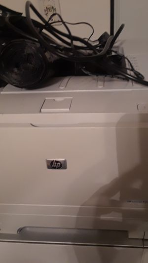 HP laserjet P2035n printer fax for Sale in Mount Sterling, OH