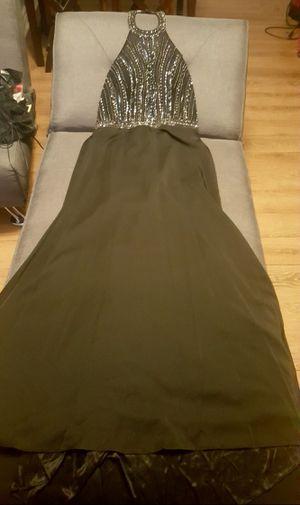 Glow Sequin Prom Dress Sz 14 for Sale in Houston, TX