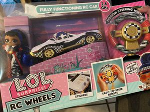 Lol surprise RC wheels for Sale in Anaheim, CA