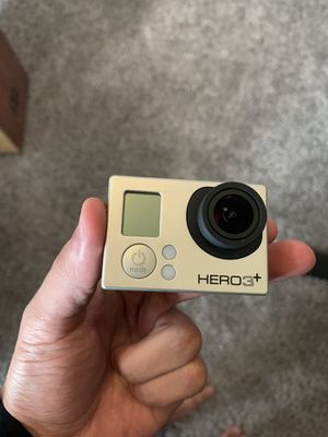 Go pro hero 3+ for Sale in Costa Mesa, CA