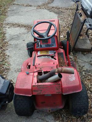 Scrap mower for Sale in Detroit, MI