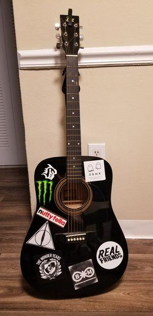 Rogue Guitar Dreadnought RA-090-BK for Sale in Orlando, FL