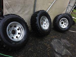 New 32x11.50-15 mudstar on 15x8 wheels for Sale in Kent, WA