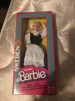 Collectible Swedish Barbie for Sale in Vancouver, WA
