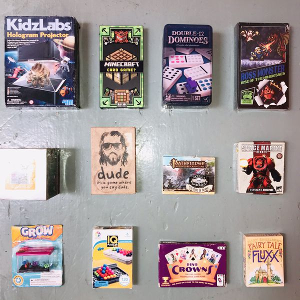 Games (Huge Variety for Kids and Adults)