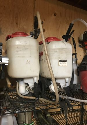 Solo backpack sprayers for Sale in Portland, OR