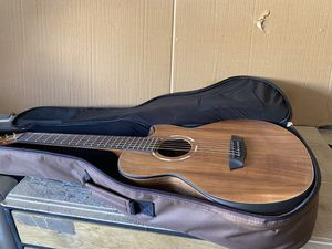 Washburn WCGM55K comfort mini grand auditorium acoustic guitar new excellent condition open box never used in original packaging for Sale in Las Vegas, NV