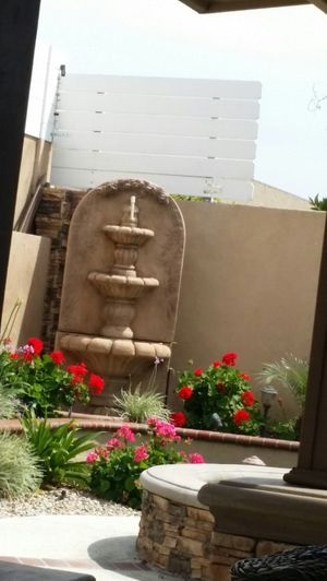 TWO AL-GARDEN WATER FOUNTAINS for Sale in Huntington Beach, CA