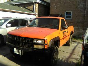 1989 Chevy Silverado 4x4 short bed for Sale in Chicago, IL
