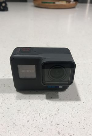 GoPro Hero 6 GoPro hero6 for Sale in Houston, TX