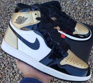 Jordan 1 Gold toe for Sale in Phoenix, AZ