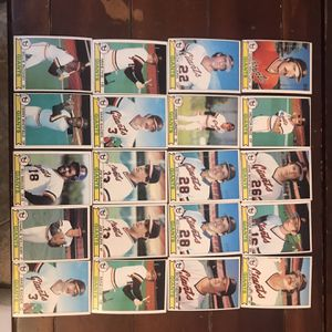 Topps Giants 1979 Baseball Cards for Sale in St. Charles, IL