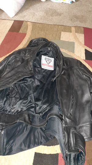 Firstgear motorcycle jacket for Sale in Tacoma, WA