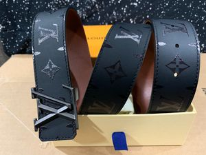 Louis Vuitton Black Reversible Brown Belt *Authentic* for Sale in Queens, NY