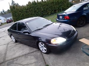 99 civic ex coupe-trade for Sale in Vancouver, WA