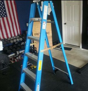 6ft step ladder for Sale in Taylors, SC
