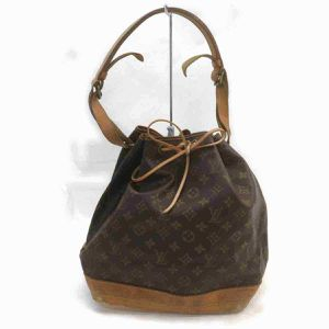 Authentic Louis Vuitton Noe M42224 Brown Monogram Shoulder Bag 11459 for Sale in Plano, TX