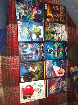 DVD movies for Sale in Diamond Bar, CA