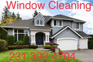 Window Cleaning for Sale in Traverse City, MI