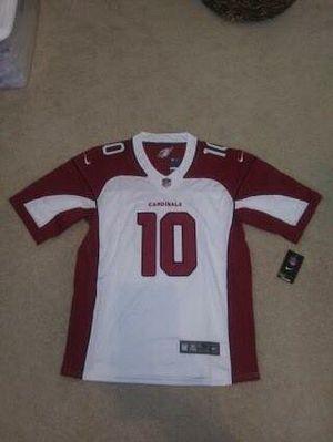 Deandre hopkins size medium arizona cardinals jersey for Sale in Temecula, CA