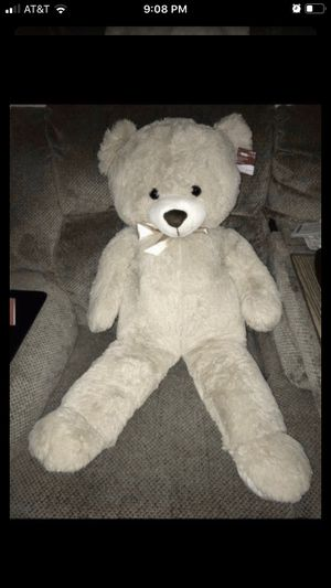 "40"" New Teddy bear $15 for Sale in Hollywood, FL"