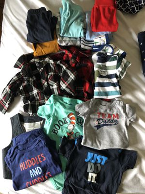 EUC 3-6 month boys clothes for Sale in Hyattsville, MD