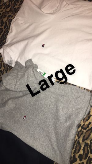 Brand New Hilfiger Shirts Men for Sale in Fresno, CA