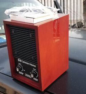 ION AIR CLEANER, MOLD, CIGAR, VIRUS, VACTERIA for Sale in San Dimas, CA