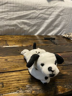 Beanie baby original (dotty) DOB October 17, 1996 Good condition for Sale in Rye, NY
