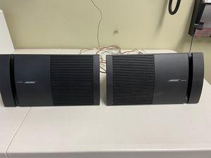 2-Bose Speakers model 100 for Sale in Los Angeles, CA