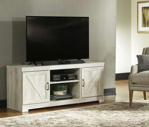 Bellaby Whitewash LG TV Stand | W331-68 for Sale in Austin, TX