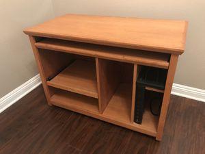 Oak computer desk for Sale in Henderson, NV