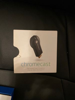 Chromecast 1st generation for Sale in Berkeley, CA