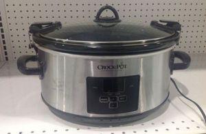 Crock Pot Slow Cooker Olla de Cocción Lenta 7Qt Kitchen Appliances for Sale in Miami, FL