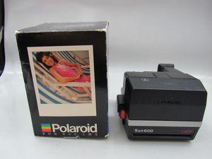 Polaroid Sun 600 LMS Open Box for Sale in Sarasota, FL