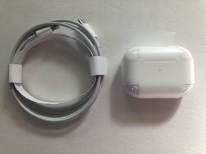 Apple AirPod Pro Wireless Earbuds with Charging Case NEW for Sale in North Charleston, SC