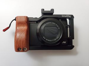 CANON G7X 20MP WI-FI CAMERA for Sale in Friendswood, TX
