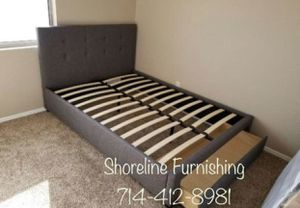 New Queen Frame and Mattress for Sale in Costa Mesa, CA
