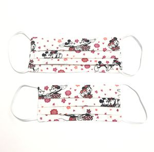 Adult & Kid Size Set Minnie Mouse Fabric Mask for Sale in Henderson, NV