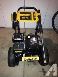 DeWalt Professional 2000 PSI (Electric - Cold Water) Pressure Washer w/ General Pump for Sale in Seattle, WA