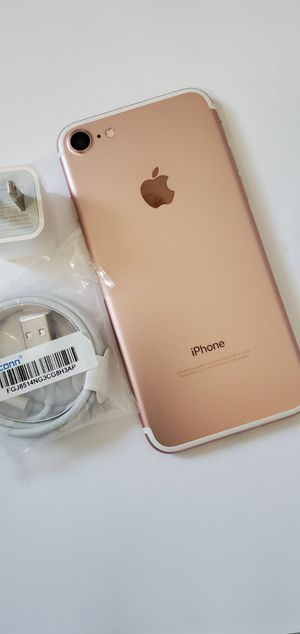 """iPhone 7, """"!