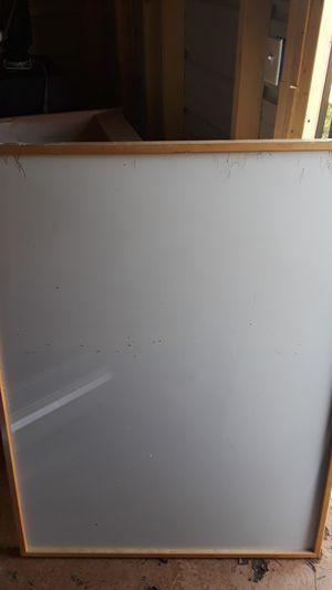 Big dry erase board $20 for Sale in Port Arthur, TX