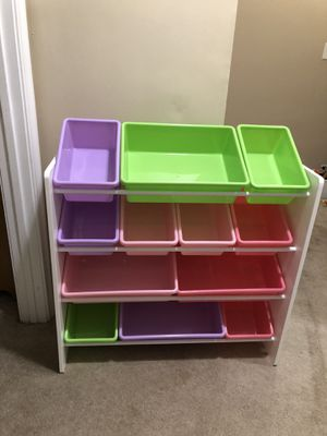Kids toy organizer for Sale in Virginia Beach, VA