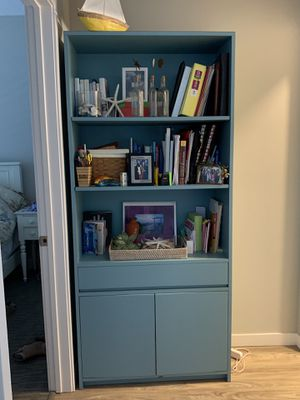 2 Matching bookshelves for Sale in San Diego, CA